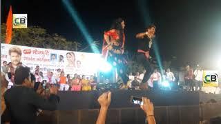 Khesari Lal Yadav और Ritu Singh का Live Dance Show - Tempu Se Jaali - टेम्पू से जाली - Bhojpuri Song