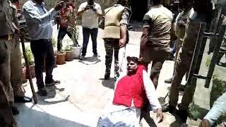#भोजपुरी फिल्म  हीरोइन रितु सिंह पर  हुआ हमला अपराधि गिरफ्तार