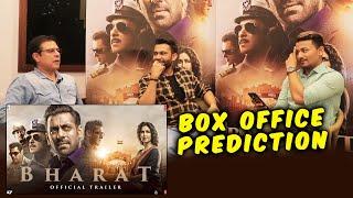 BHARAT Box Office Prediction | Ali Abbas Zafar And Atul Agnihotri Reaction | Salman Khan | Katrina