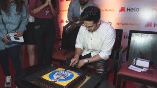 Priyank Sharma At Meet & Greet With His Fans By HELO App | Priyank Sharma Interview