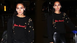 Stunning Erica Fernandes LEAVES To Indonesia For An Event, Spotted At Airport