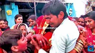 Most emotional  bidaai-भाई, बहन का प्यार शादी में Bhai bahen ka pyaar shadi me - Ashish & Hemant