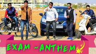 Exam Anthem Song || Tera Time Ayega || Ashish & Hemant