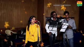 लाइव रिकॉर्डिंग    नेहा अलवर ने किया पहली बार स्टूडियो ने डांस    Ajeet Katara Rasiya