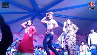 मरद अभी बच्चा बा Live Show - Khesari Lal Yadav, Kajal Raghawani और Shubhi Sharma जबरदस्त डांस Video