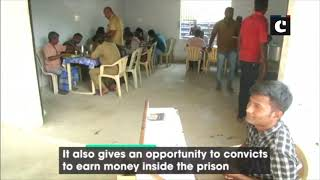 'Freedom Prison Bazzar' provides self-employment to prisoners in TN's Coimbatore