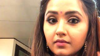 Today Youtube Live - Kajal Raghwani During Make Up video - id  361f9c9d7530cb - Veblr Mobile