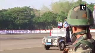 Air Chief Marshal BS Dhanoa attends NDA Passing out Parade in Pune