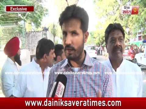 Exclusive Video Interview: Captain के साथ Meeting के बाद Sidhu के सवालों पर Raja Warring ने साधी चुपी