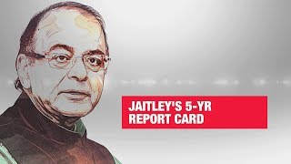 Arun Jaitley's 5-yr FM tenure: Hits and misses   Economic Times