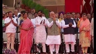 Modi Cabinet Me Karnataka Se 4 Minister Umesh Jadhu Ka Parliament Ko Namaskar
