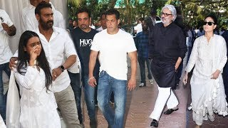 Veeru Devgn Pr@yer Meet | Full Video | Salman Khan, Ajay Devgn, Kareena, Bhansali
