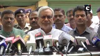 We're together, not upset: Nitish Kumar on JD (U) not getting ministerial berth