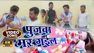 2019 का सबसे दर्द भरा गाना - पुजवा मर गइल Pujawa Mar Gail - Bhojpuri Superhit Hit Songs