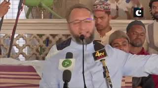 If Modi can visit temple, we can visit mosques: AIMIM chief asks Muslims not to worry
