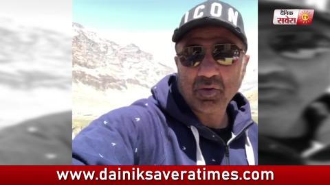 Punjab की गर्मी से डरे Sunny Deol ने Himachal की वादियों में लगाए डेरे