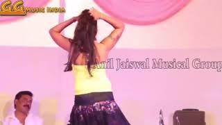 हॉट लड़की का आर्केस्ट्रा  Live Dance Dhamaka | New Bhojpuri Live Stage Show | Arkestra Dance 2017 New