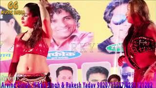 Live Stage Show By Arvind Akela | Bhojpuri Hot Songs New HD | Bhojpuri Arkestra 2017 | Dance Video