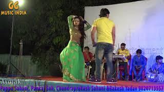31st दिसम्बर के पहले ही हुआ वायरल इन दो लड़कियों & लड़को का हॉट डांस - स्टेज शो - Arkestra Dance