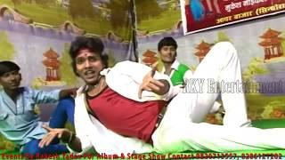 Live Mata Jagaran Program by Mukesh Micheal | Orchestra Dance | Bhojpuri Live Stage Show 2018