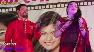 भोजपुरी हीरो हीरोइन No.1 जोड़ी - #Dinesh Lal Yadav Nirhua #Amarpali Dubey - #Bhojpuri Stage Show 2018