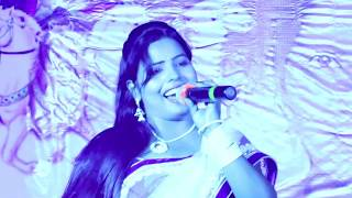 Bhojpuri Stage Show 2019 - Kiran Sahani - Latest DEVI Geet - New Live Bhajan | Bhojpuri Bhakti Song