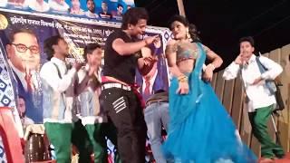 मुकेश माईकल और डांसर लवली का सबसे धमाकेदार डांस !! भोजपुरी का सबसे सुपर स्टेज शो प्रोग्राम