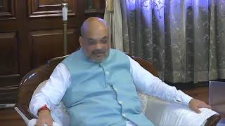 Shri Amit Shah takes charge as Home Minister of India in New Delhi. : 01.06.2019