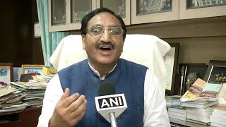 HRD Minister Shri Ramesh Pokhriyal Nishank on reported proposal of 3-language system in schools