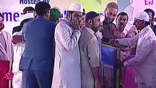 Cm KCR Grand Dawat E Iftar | Asaduddin Owaisi And Other Vip's Seen In Dawat E Iftar |