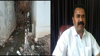 No Development Work IN Jalpally | Water And Drainage Problem Creates Problem |