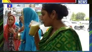 लोगों को किया जा रहा गर्मी से बचने के लिए जागरूक    ANV NEWS JIND - HARYANA
