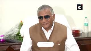VK Singh takes charge as MoS in Ministry of Road Transport & Highways