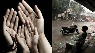 #HYDERABAD Ramazan Me Hui Rehamato Wali Baarish | #HYDERABADNEWS | @ SACH NEWS |