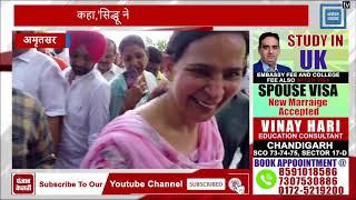 Navjot Kaur Sidhu की Captain-Sidhu विवाद में धमाकेदार एंट्री