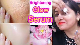 Lotus whitening Glow Serum | Face Serum for Glowing & Bright Skin | JSuper Kaur