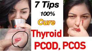 7 Health Tips for PCOD, PCOS  with 100% result | JSuper kaur