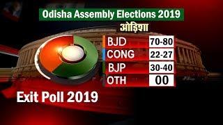 Final Exit Poll 2019 | BJD 80, BJP 40, Congress 27 | Odisha Assembly Election 2019 | Satya Bhanja