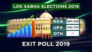 Final Exit Poll 2019   NDA 330 , UPA 170   Lok Sabha Elections 2019   Satya Bhanja