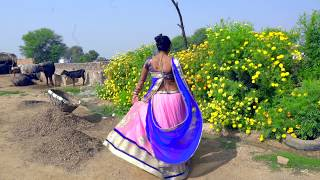 टेशन टेसन पर बिके गुलाबी गजरो - Pinki Gurjar Desi jump Dance 2019