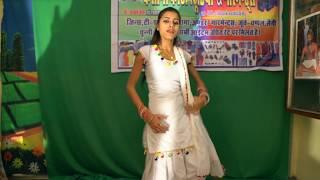 लड़की ने किया स्टूडियो के अंदर ही डांस।। Meri Tut Jayegi Sans ।। New Haryanvi DJ Song 2019