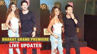 Love Birds Tiger Shroff And Disha Patani At Salman Khan BHARAT Movie Screening | Grand Premiere