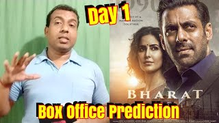 Bharat Movie Box Office Prediction Day 1 Clash With India Vs South Africa Match
