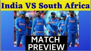 World Cup 2019 IND vs SA: Virat Kohli-led Team India look to begin with a bang | IndiaVoice