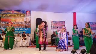 ऐतिहासिक लाइव शो रहा दिल्ली  छठ का अंतरराष्ट्रीय गायक दीपक त्रिपाठी का लोग झूमने के लिए मजबूर हो गए