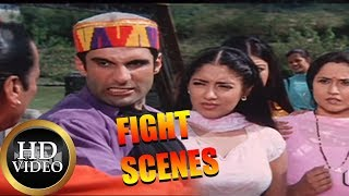 "The Best And Awsome Fight Scene The Full Movie ""Indian Babu"""