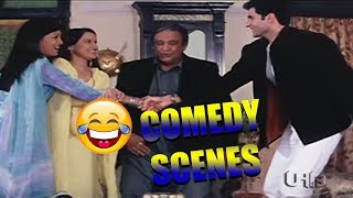 """Best Comedy Scenes Bollywood Hindi Movies Full Laughter In """" Indian Babu """""""