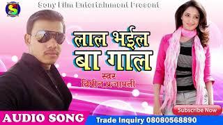 लाल भइल बा गाल | बिपिन प्रजापति | New Bhojpuri Hot Song 2017