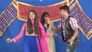 Live Shootig Video # विनोद गुप्ता & पूजा गुप्ता - गोरी सुना तू बतिया मोर - Dhasu Dhobi Geet 2018