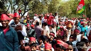 साईकिल रैली गीत - Samajwadi Rally Song - Ravi Ranjha
